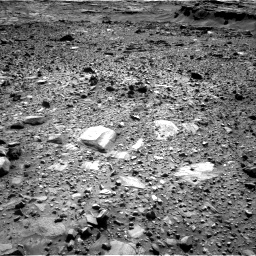 Nasa's Mars rover Curiosity acquired this image using its Right Navigation Camera on Sol 1080, at drive 1168, site number 49