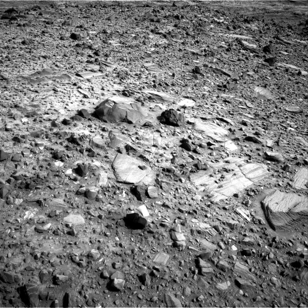 Nasa's Mars rover Curiosity acquired this image using its Right Navigation Camera on Sol 1080, at drive 1174, site number 49