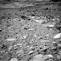 Nasa's Mars rover Curiosity acquired this image using its Right Navigation Camera on Sol 1080, at drive 1204, site number 49