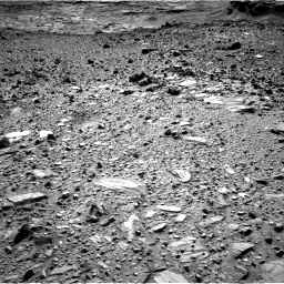 Nasa's Mars rover Curiosity acquired this image using its Right Navigation Camera on Sol 1080, at drive 1210, site number 49