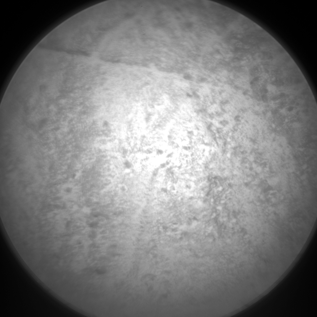 Nasa's Mars rover Curiosity acquired this image using its Chemistry & Camera (ChemCam) on Sol 1083, at drive 1216, site number 49
