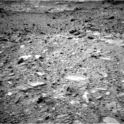 Nasa's Mars rover Curiosity acquired this image using its Left Navigation Camera on Sol 1083, at drive 1216, site number 49