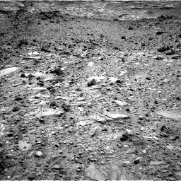 Nasa's Mars rover Curiosity acquired this image using its Left Navigation Camera on Sol 1083, at drive 1228, site number 49