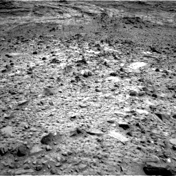 Nasa's Mars rover Curiosity acquired this image using its Left Navigation Camera on Sol 1083, at drive 1246, site number 49