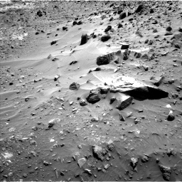 Nasa's Mars rover Curiosity acquired this image using its Left Navigation Camera on Sol 1083, at drive 1366, site number 49