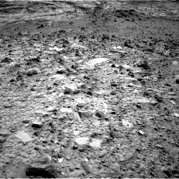 Nasa's Mars rover Curiosity acquired this image using its Right Navigation Camera on Sol 1083, at drive 1240, site number 49