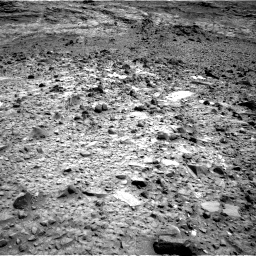Nasa's Mars rover Curiosity acquired this image using its Right Navigation Camera on Sol 1083, at drive 1246, site number 49