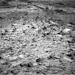 Nasa's Mars rover Curiosity acquired this image using its Right Navigation Camera on Sol 1083, at drive 1252, site number 49