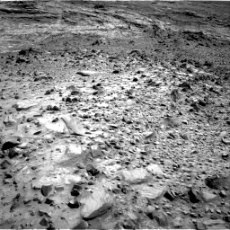 Nasa's Mars rover Curiosity acquired this image using its Right Navigation Camera on Sol 1083, at drive 1258, site number 49