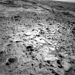 Nasa's Mars rover Curiosity acquired this image using its Right Navigation Camera on Sol 1083, at drive 1264, site number 49