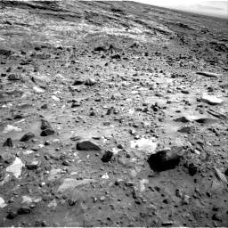 Nasa's Mars rover Curiosity acquired this image using its Right Navigation Camera on Sol 1083, at drive 1276, site number 49