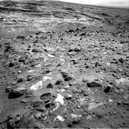Nasa's Mars rover Curiosity acquired this image using its Right Navigation Camera on Sol 1083, at drive 1282, site number 49
