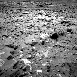 Nasa's Mars rover Curiosity acquired this image using its Right Navigation Camera on Sol 1083, at drive 1324, site number 49