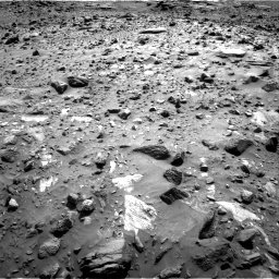 Nasa's Mars rover Curiosity acquired this image using its Right Navigation Camera on Sol 1083, at drive 1330, site number 49