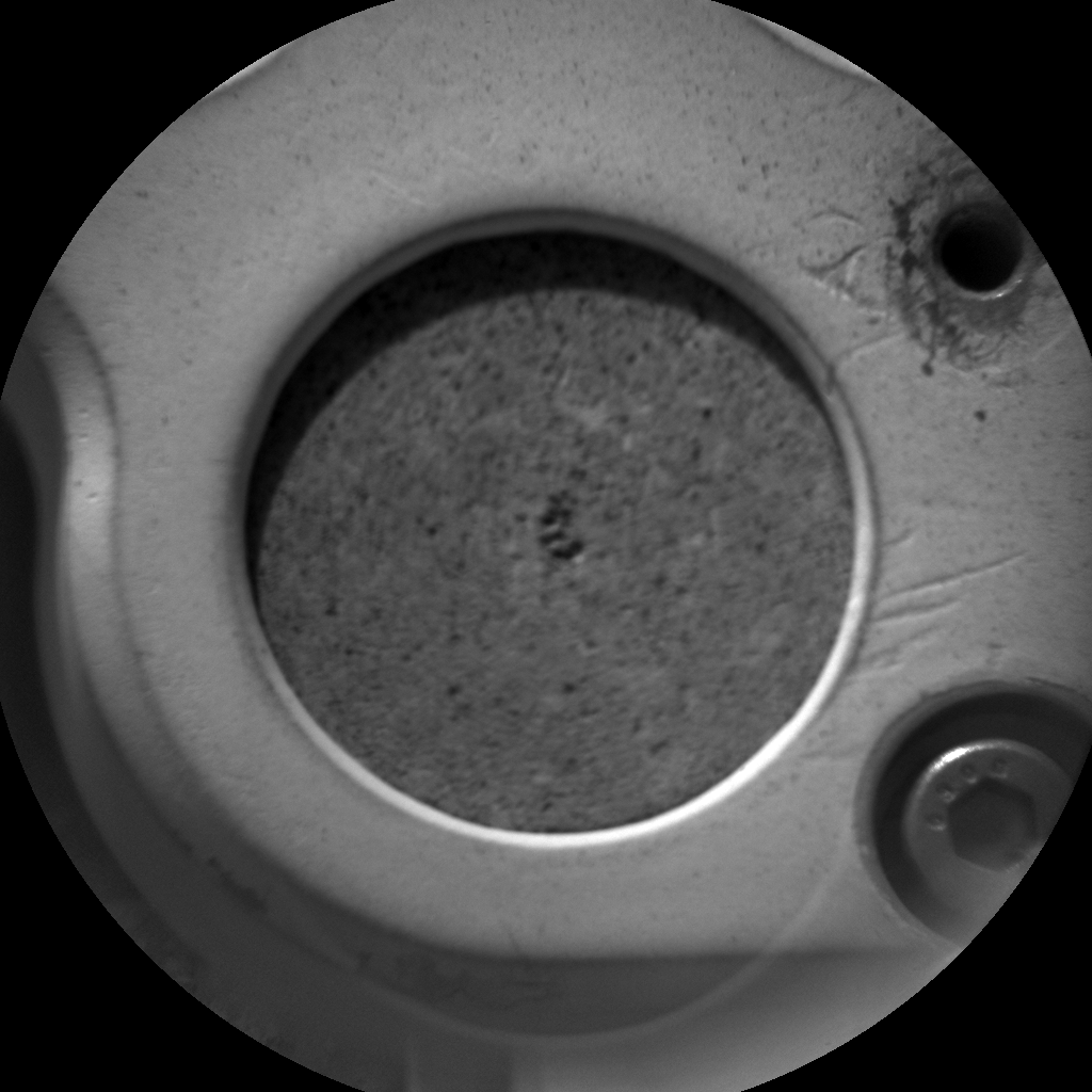 Nasa's Mars rover Curiosity acquired this image using its Chemistry & Camera (ChemCam) on Sol 1084, at drive 1420, site number 49