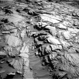 Nasa's Mars rover Curiosity acquired this image using its Left Navigation Camera on Sol 1085, at drive 1444, site number 49