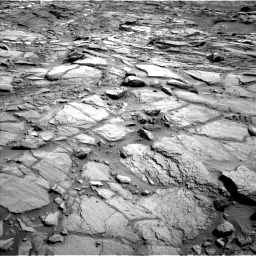 Nasa's Mars rover Curiosity acquired this image using its Left Navigation Camera on Sol 1085, at drive 1492, site number 49