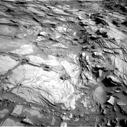 Nasa's Mars rover Curiosity acquired this image using its Right Navigation Camera on Sol 1085, at drive 1462, site number 49