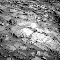 Nasa's Mars rover Curiosity acquired this image using its Right Navigation Camera on Sol 1085, at drive 1468, site number 49