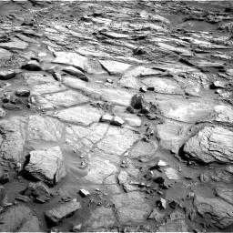 Nasa's Mars rover Curiosity acquired this image using its Right Navigation Camera on Sol 1085, at drive 1480, site number 49