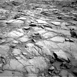 Nasa's Mars rover Curiosity acquired this image using its Right Navigation Camera on Sol 1085, at drive 1492, site number 49
