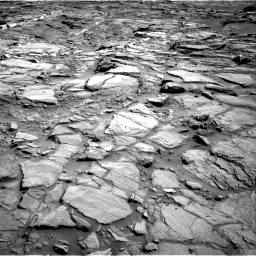 Nasa's Mars rover Curiosity acquired this image using its Right Navigation Camera on Sol 1085, at drive 1498, site number 49