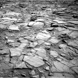 Nasa's Mars rover Curiosity acquired this image using its Right Navigation Camera on Sol 1085, at drive 1504, site number 49