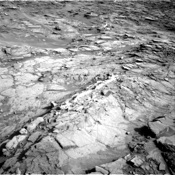 Nasa's Mars rover Curiosity acquired this image using its Right Navigation Camera on Sol 1085, at drive 1534, site number 49