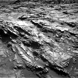 Nasa's Mars rover Curiosity acquired this image using its Right Navigation Camera on Sol 1085, at drive 1594, site number 49