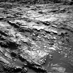 Nasa's Mars rover Curiosity acquired this image using its Right Navigation Camera on Sol 1085, at drive 1600, site number 49