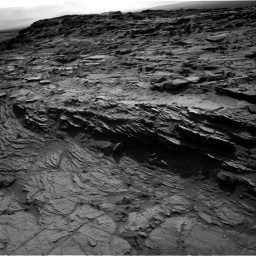 Nasa's Mars rover Curiosity acquired this image using its Right Navigation Camera on Sol 1085, at drive 1618, site number 49