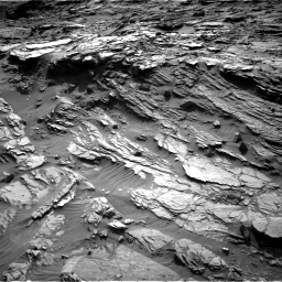 Nasa's Mars rover Curiosity acquired this image using its Right Navigation Camera on Sol 1085, at drive 1642, site number 49