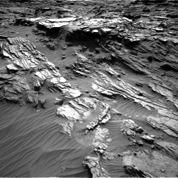 Nasa's Mars rover Curiosity acquired this image using its Right Navigation Camera on Sol 1085, at drive 1648, site number 49