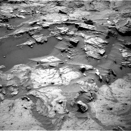 Nasa's Mars rover Curiosity acquired this image using its Right Navigation Camera on Sol 1085, at drive 1696, site number 49