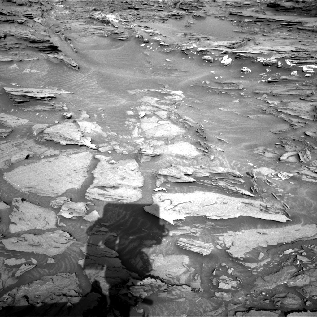 Nasa's Mars rover Curiosity acquired this image using its Right Navigation Camera on Sol 1085, at drive 1750, site number 49