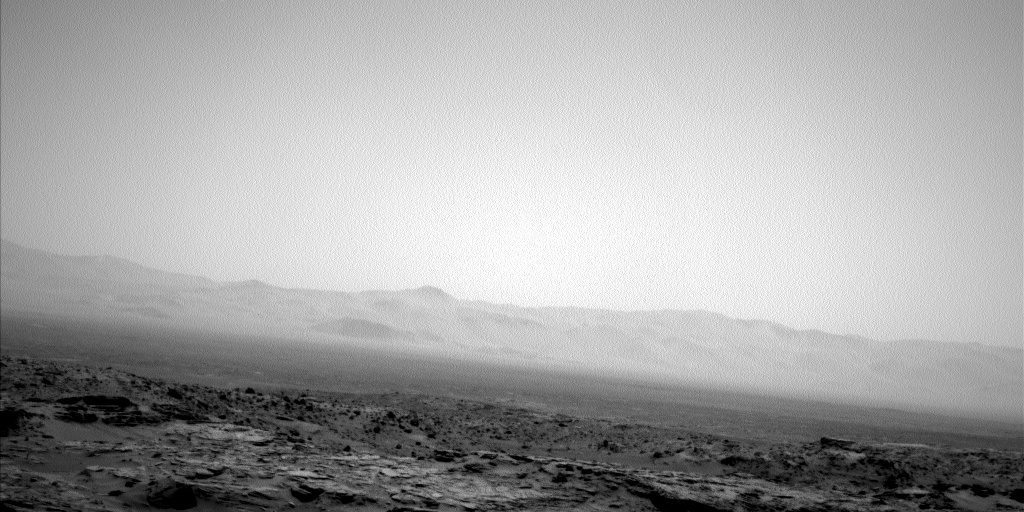 Nasa's Mars rover Curiosity acquired this image using its Left Navigation Camera on Sol 1086, at drive 1798, site number 49