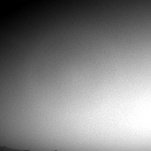 Nasa's Mars rover Curiosity acquired this image using its Left Navigation Camera on Sol 1088, at drive 1876, site number 49