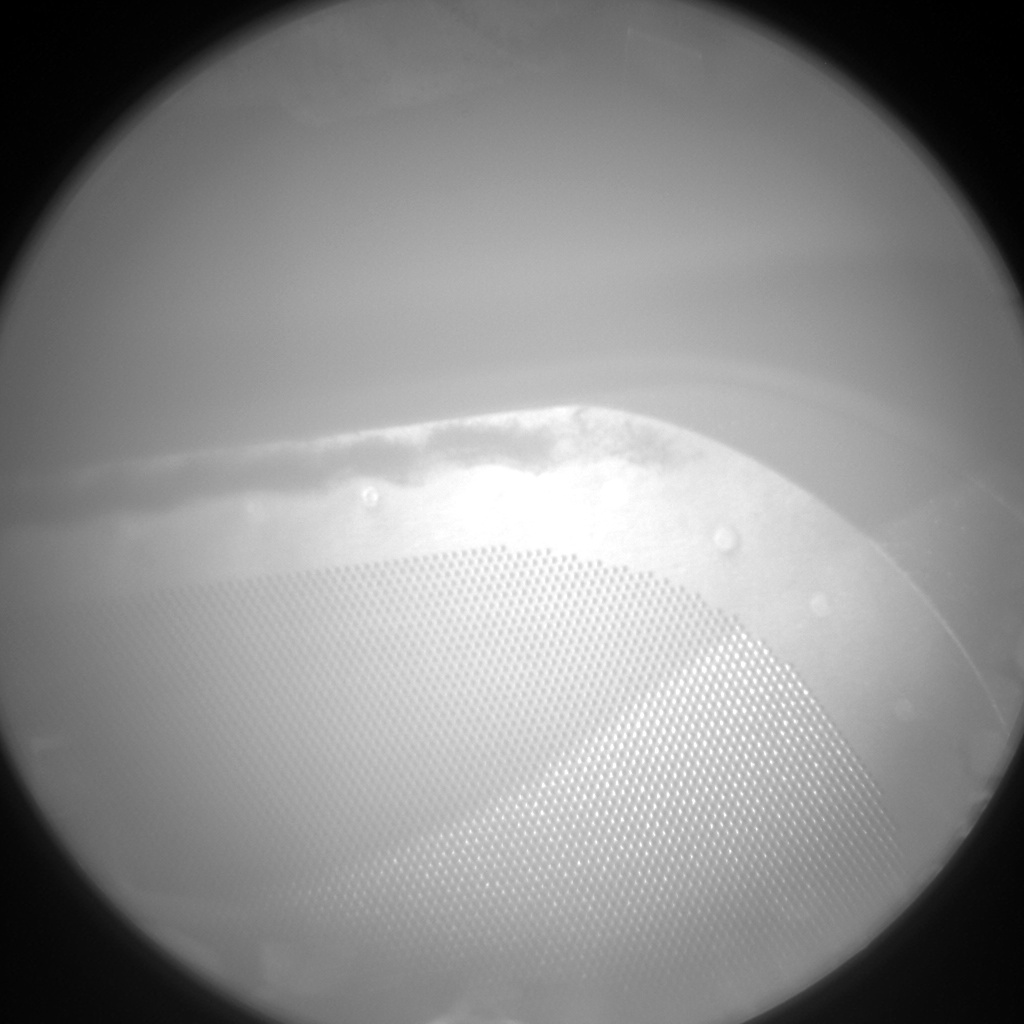 Nasa's Mars rover Curiosity acquired this image using its Chemistry & Camera (ChemCam) on Sol 1089, at drive 1876, site number 49