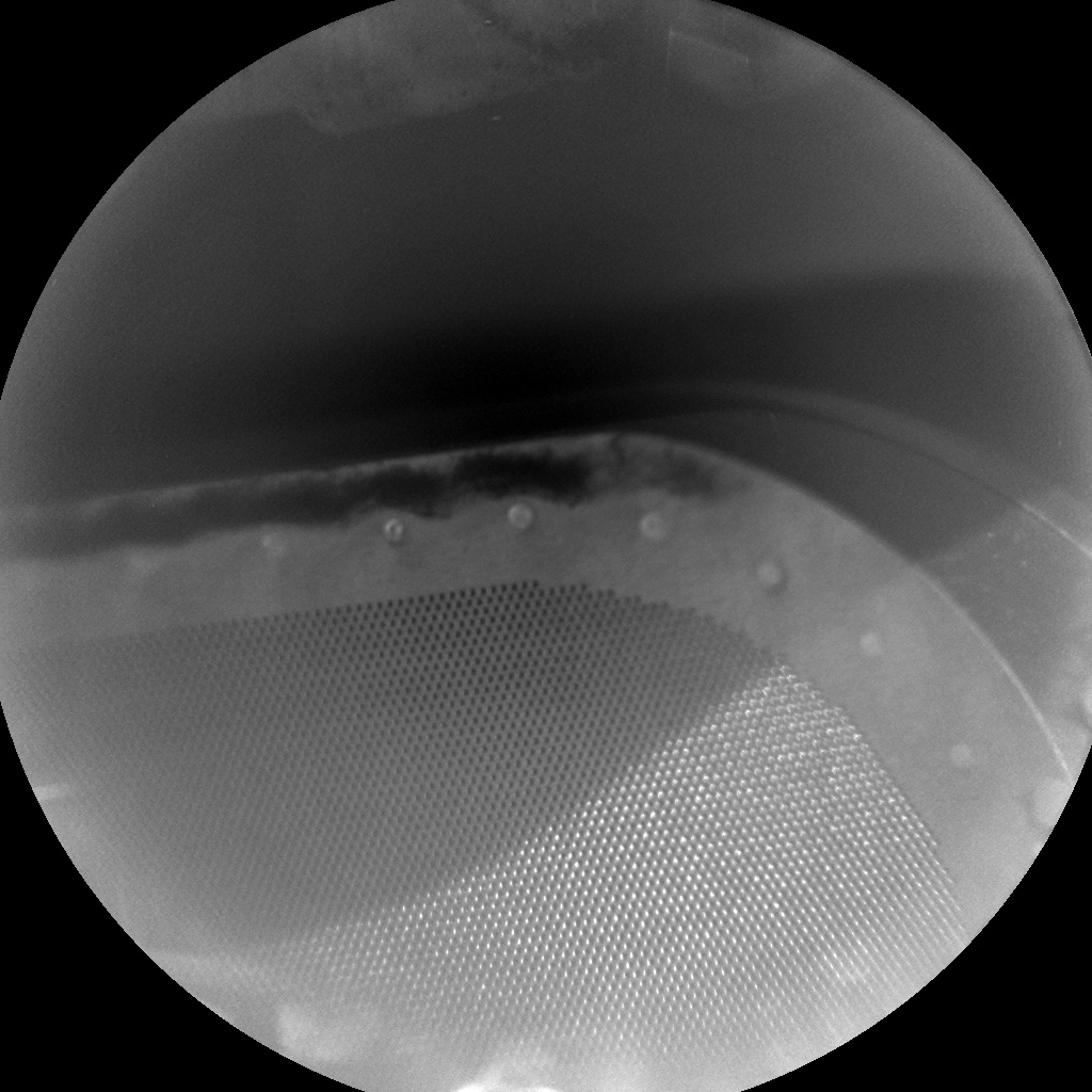 NASA's Mars rover Curiosity acquired this image using its Chemistry & Camera (ChemCam) on Sol 1089