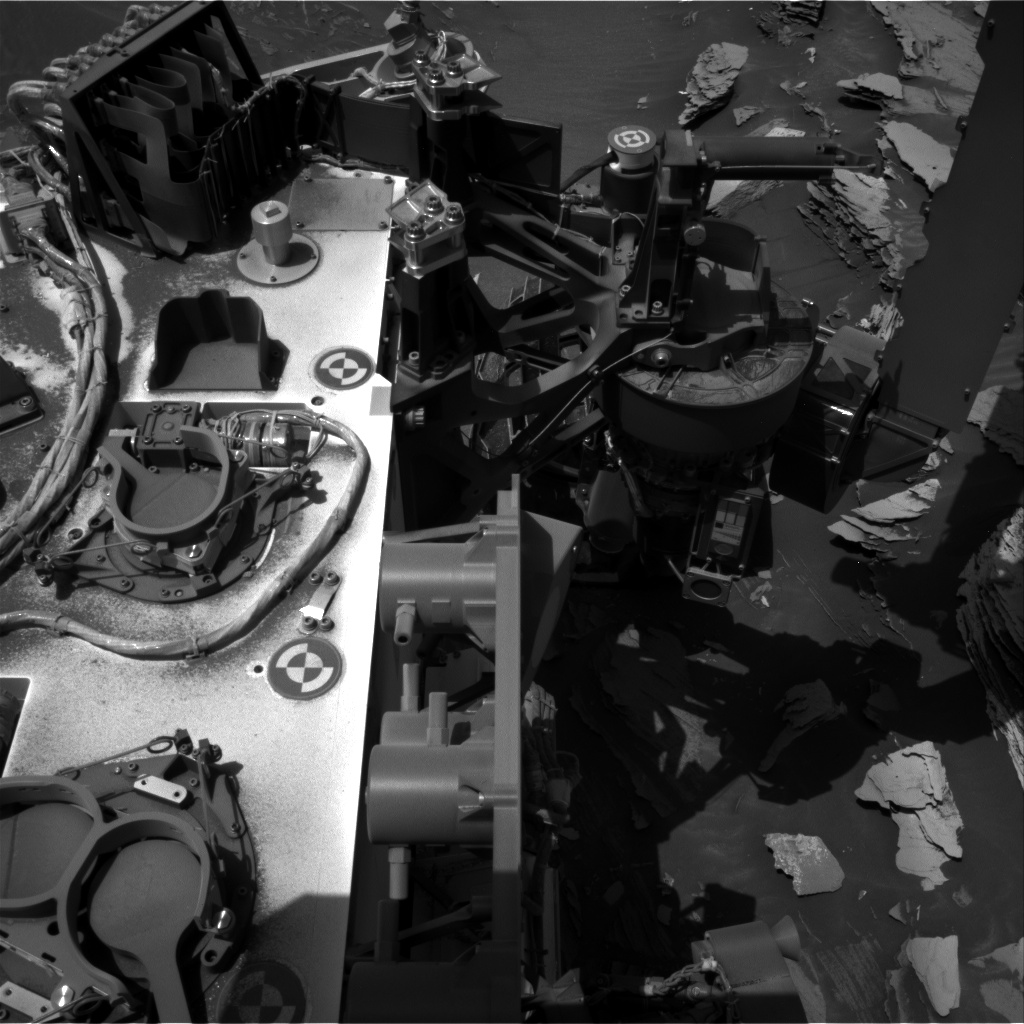 Nasa's Mars rover Curiosity acquired this image using its Right Navigation Camera on Sol 1090, at drive 1876, site number 49