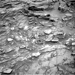 Nasa's Mars rover Curiosity acquired this image using its Right Navigation Camera on Sol 1093, at drive 1984, site number 49