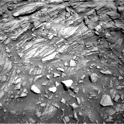 Nasa's Mars rover Curiosity acquired this image using its Right Navigation Camera on Sol 1093, at drive 2008, site number 49