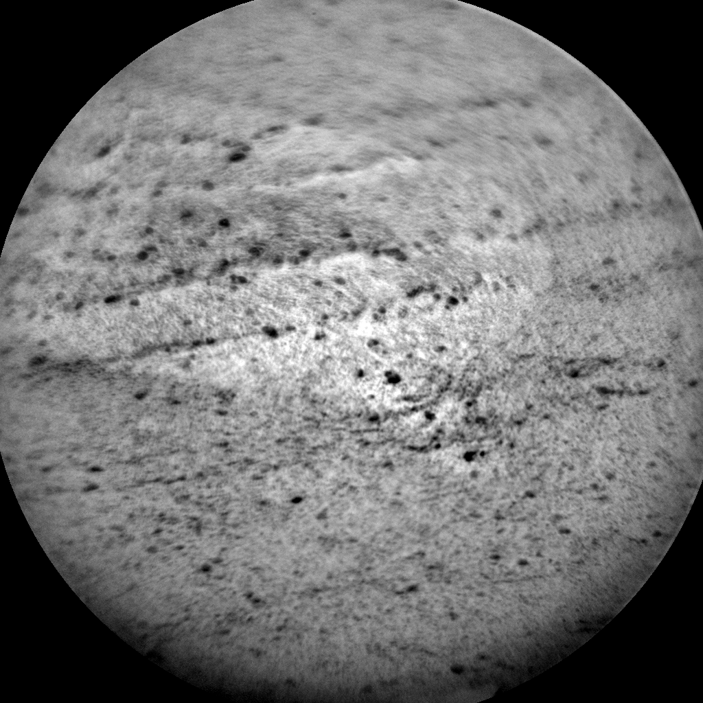 Nasa's Mars rover Curiosity acquired this image using its Chemistry & Camera (ChemCam) on Sol 1093, at drive 1876, site number 49