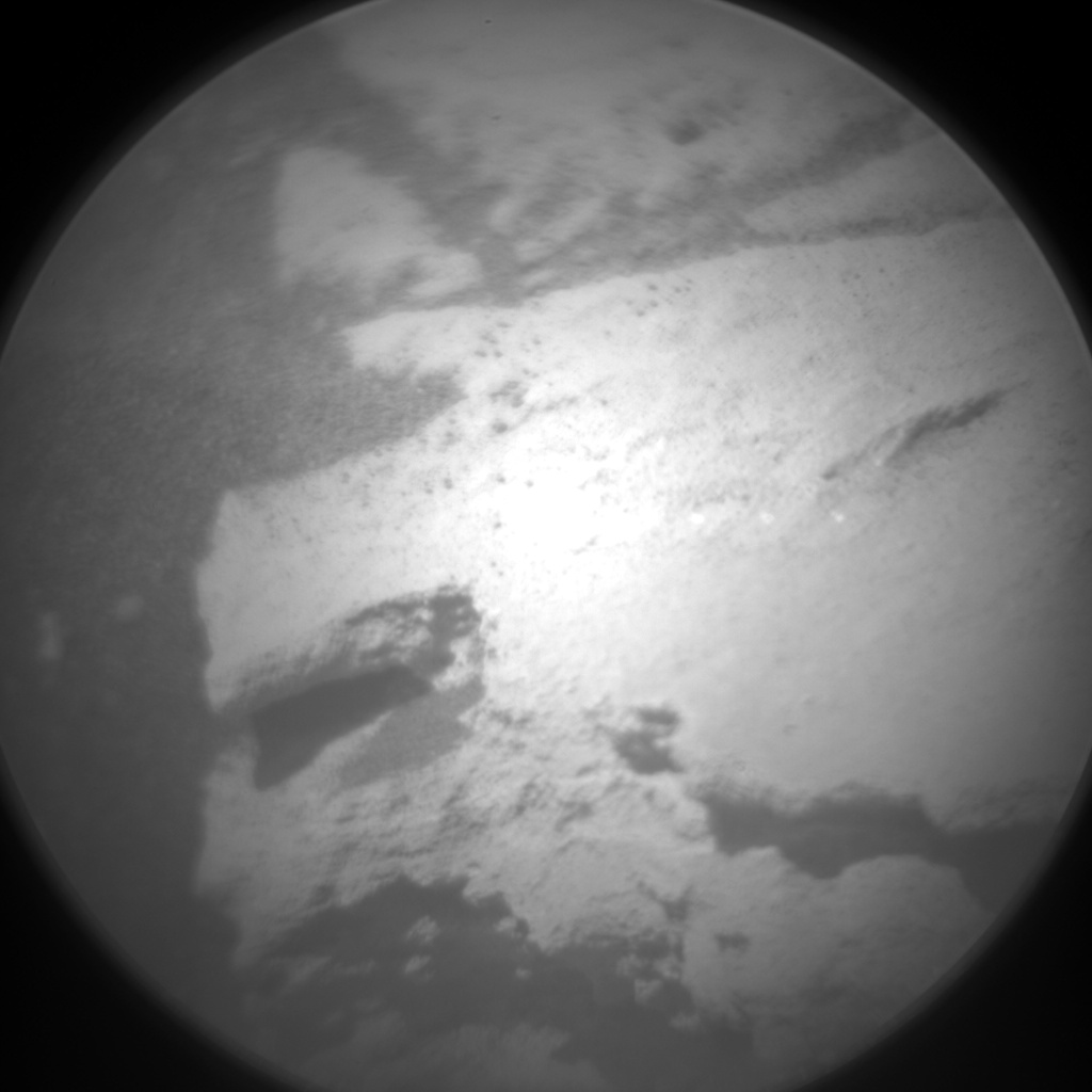Nasa's Mars rover Curiosity acquired this image using its Chemistry & Camera (ChemCam) on Sol 1094, at drive 2026, site number 49