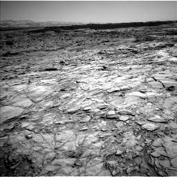 Nasa's Mars rover Curiosity acquired this image using its Left Navigation Camera on Sol 1094, at drive 2230, site number 49