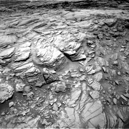 Nasa's Mars rover Curiosity acquired this image using its Right Navigation Camera on Sol 1094, at drive 2050, site number 49