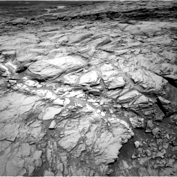 Nasa's Mars rover Curiosity acquired this image using its Right Navigation Camera on Sol 1094, at drive 2062, site number 49