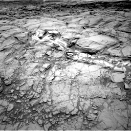 Nasa's Mars rover Curiosity acquired this image using its Right Navigation Camera on Sol 1094, at drive 2074, site number 49