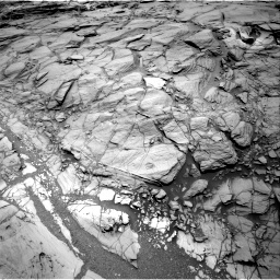 Nasa's Mars rover Curiosity acquired this image using its Right Navigation Camera on Sol 1094, at drive 2086, site number 49