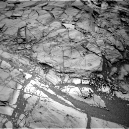 Nasa's Mars rover Curiosity acquired this image using its Right Navigation Camera on Sol 1094, at drive 2110, site number 49